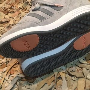New Women Adidas WENEO Super Wedge & Core Grey 8